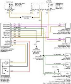 2004 chevy silverado stereo wiring diagram the engine compartment away from heat sources or on