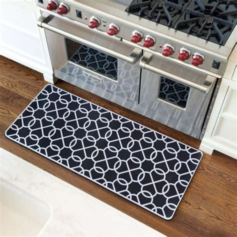 Cushioned Kitchen Rugs Rugs Ideas Cushioned Kitchen Floor Mats