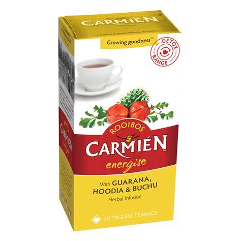 Buchu Detox Tea by Detox Energise 1x50g Carmien Tea