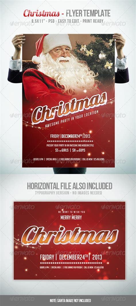 Print Template Graphicriver Christmas Iv Flyer Template 6014399 187 Dondrup Com Graphicriver Flyer Template