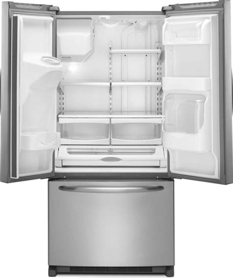 Water Dispenser For Fridge Shelf by Maytag Mfi2269vem 22 0 Cu Ft Door Refrigerator