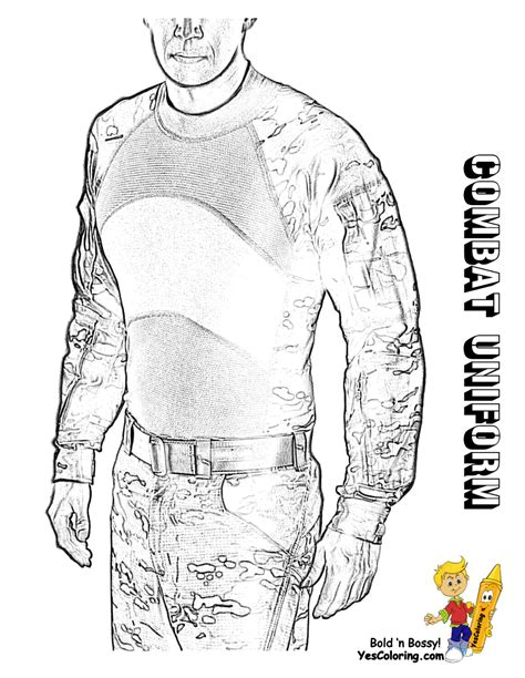 printable army uniform ruler noble army coloring picture yescoloring soldiers
