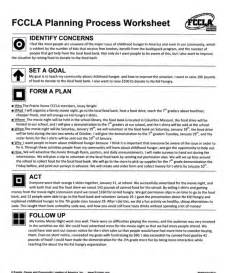 Fccla Planning Process Template by Website Planning Worksheet Abitlikethis