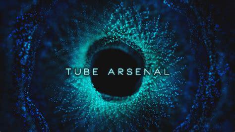 tube arsenal custom youtube video intro maker