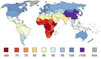 Iq Map World by Islam Inbreeding Iq And Aggression Eric Allen Bell