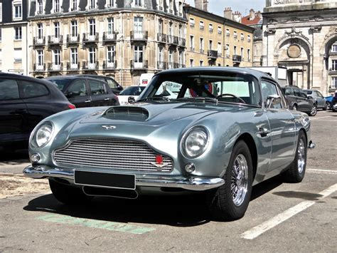10 classic aston martin cars from motoring history