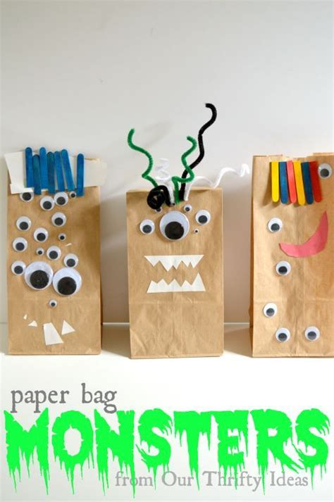 Paper Bag Ideas - best 25 paper bag crafts ideas on paper bag