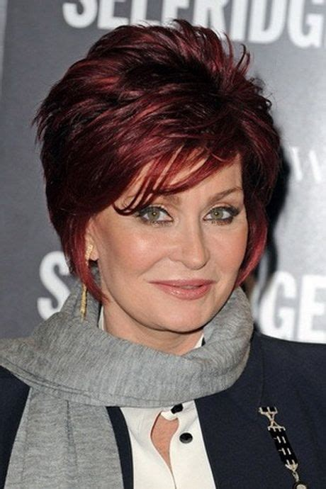 back view of sharon osbourne haircut 1000 ideas about sharon osbourne hairstyles on pinterest