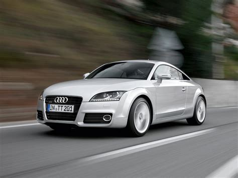 TT Coupe / 8J / TT / Audi / Database / Carlook
