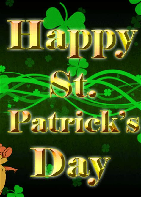 dancing partners  happy st patricks day ecards greeting cards