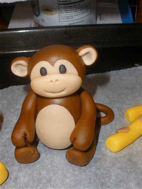 Handmade Monkey - handmade fondant monkey flickr