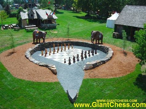 backyard chess set these 24 inch chess sets are great for schools