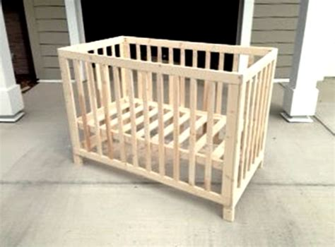 Reader Showcase Michaels Low Rise Crib The Design Baby Cribs Plans