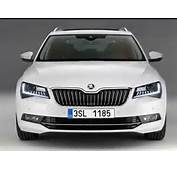 Skoda Superb Combi 2016  2017 New YouTube