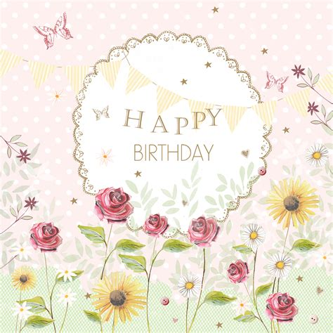 birthday flower card message 100 happy birthday flowers images cakes pics and