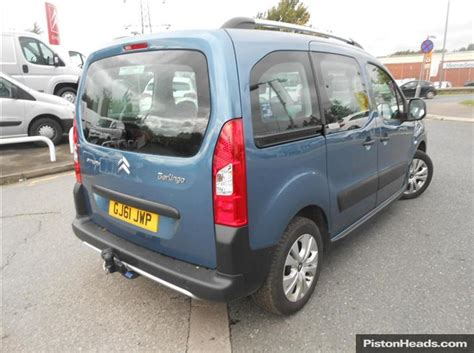 Kia Garage Reading Used Citroen Berlingo Multispace 1 6 Hdi 110 Xtr 5dr For
