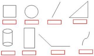2nd grade math worksheet 5 geometry questions math