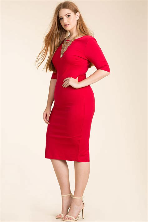 Simply Midi Dress s plus size bodycon dresses simply sheath midi