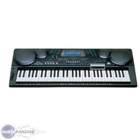 Keyboard Casio Ctk 731 casio ctk 731 image 589217 audiofanzine