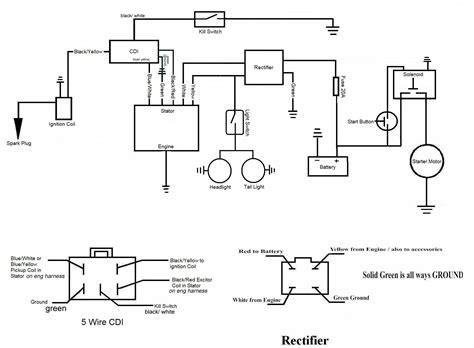 wire diagram zongshen 200 free wiring diagrams