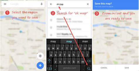 maps offline android better way to save offline maps in android