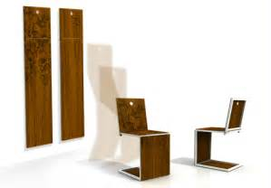 folding and hanging wall chairs