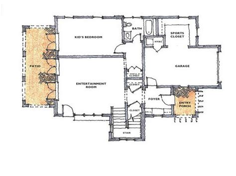 Hgtv Home Plans | floor plan for hgtv dream home 2008 hgtv dream home 2008