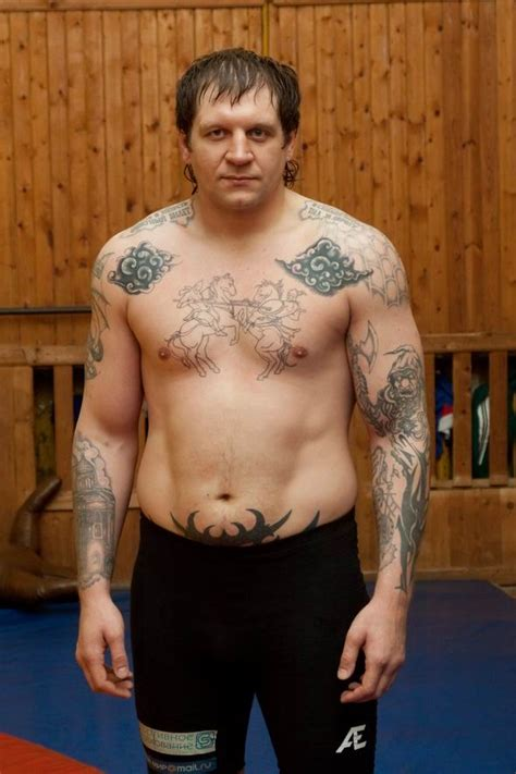 aleksander emelianenko looks terrifying mma