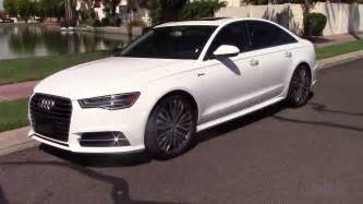 2016 audi a6 3 0t supercharged s line test drive review