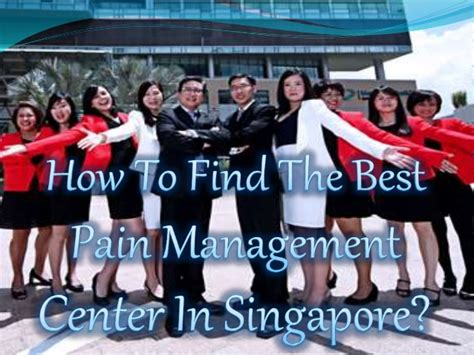 How To Find In Singapore How To Find The Best Management Center In Singapore