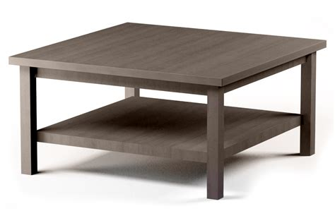 and bim object hemnes coffee table brown ikea