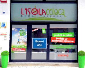 alimenti per celiaci roma l isola celiaca talenti negozio specializzato nella