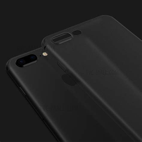 Cafele Ultra Thin For Iphone 7 Iphone 7 Pluse Original cafele 0 4mm ultra thin matte pp for apple iphone 7 plus 2016 jet black tvc mall