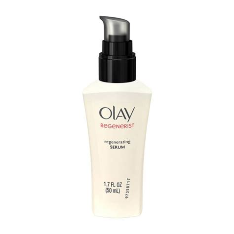 Olay Serum this is the best drugstore serum according to the