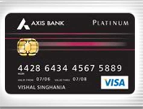 axis bank credit card against fixed deposit easy to get credit cards for indian and web