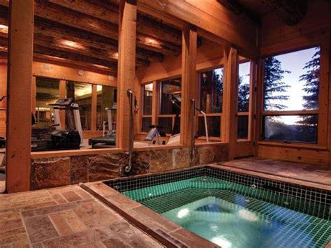 amazing log cabin home  park city utah home design