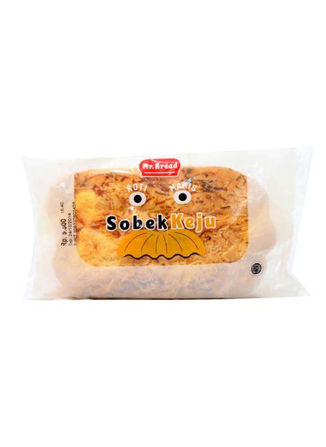 Mr Bread Roti Manis Kasur Coklat mr bread roti manis sobek keju pck klikindomaret