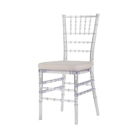 clear chiavari chairs white chiavari chair a chair affair inc