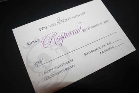 wedding guest rsvp card templates wedding invitation wording guest matik for