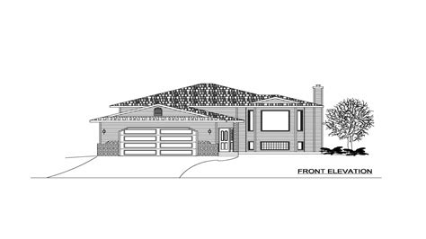 Bi Level House Plans With Attached Garage by Bi Level House Plans With Attached Garage