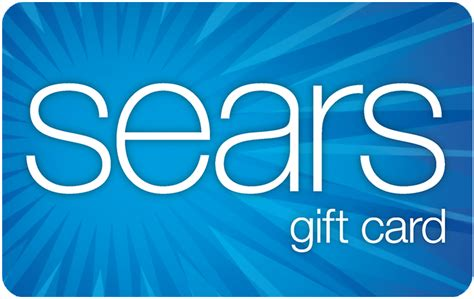 Sears Gift Card Balance Checker - kroger sears tool box gift card