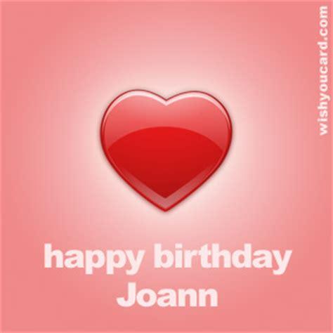 happy birthday joann free e cards