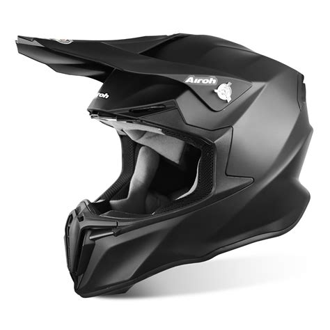 schwarz color airoh helm twist color schwarz matt 2018 maciag offroad