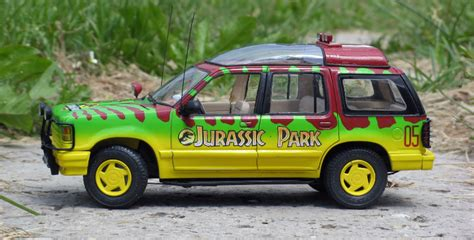 jurassic park car ford explorer jurassic park tour vehicle ipms uk