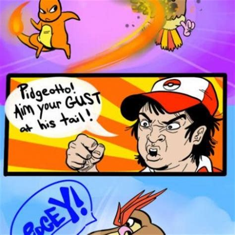 Charmander Meme - the dramatic moment charmander s tail flame goes out in