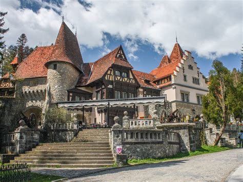 Modern Castle Floor Plans peles castle former home of the romanian royal family