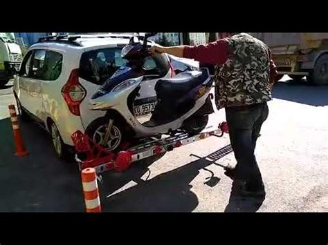 motosiklet tasima sistemleri youtube