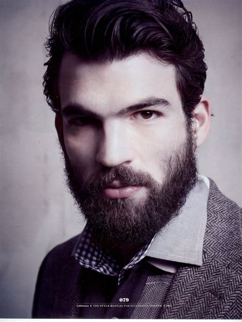 outrageous facial hairs images  pinterest