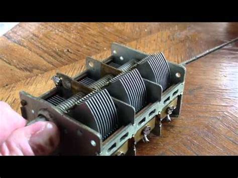 tivoli tuning capacitor what to do if they stop variable capacitors doovi