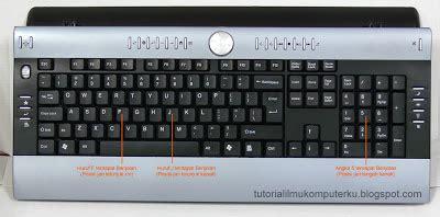 tutorial keyboard komputer kunci dasar ngetik sepuluh jari tutorial ilmu komputerku